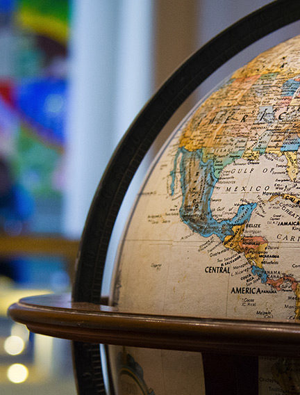 Trustmoore Locations Globe