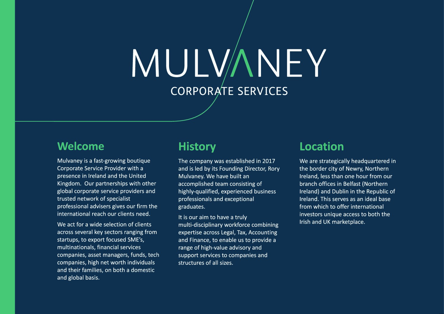 Mulvaney   6. Summary Brochure